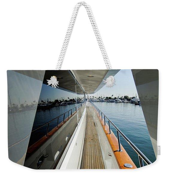 Double Vision Weekender Tote Bag