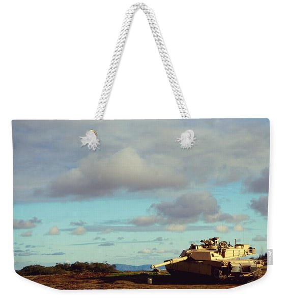 Downed But Not Out Weekender Tote Bag