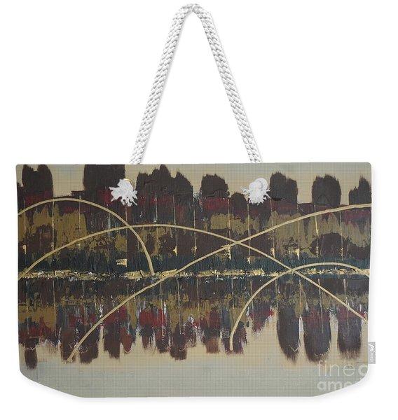 Downtown Abbey Weekender Tote Bag