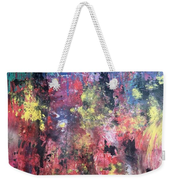 Downtown Sac Weekender Tote Bag
