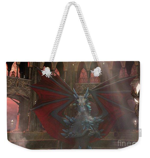 Dragon Steam Bath Weekender Tote Bag