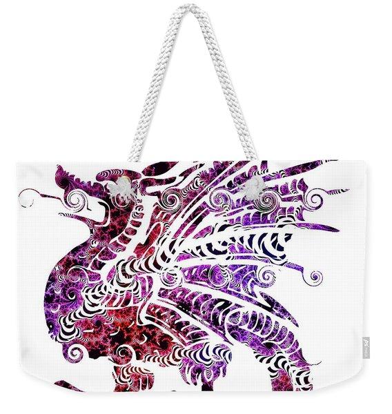 Dragon Tattoo Weekender Tote Bag
