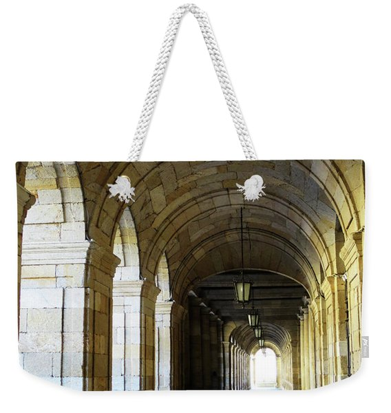 Drawn To The Light Weekender Tote Bag