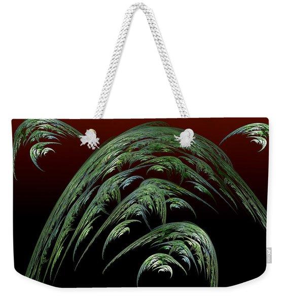 Dread Full Weekender Tote Bag