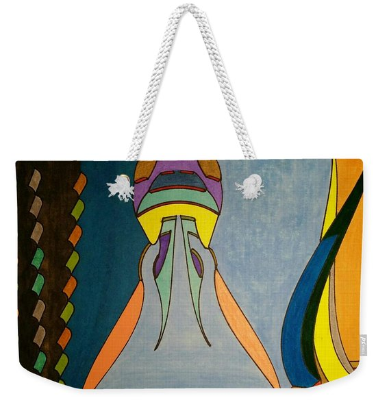 Dream 338 Weekender Tote Bag