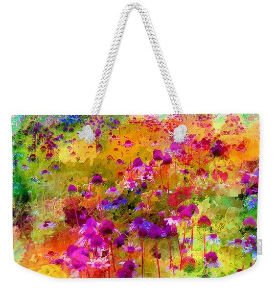 Dream Of Flowers Weekender Tote Bag