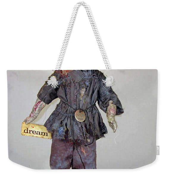 Dream To Live Forever Weekender Tote Bag