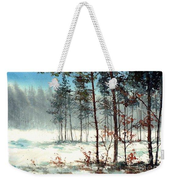 Dreaming Forest Weekender Tote Bag