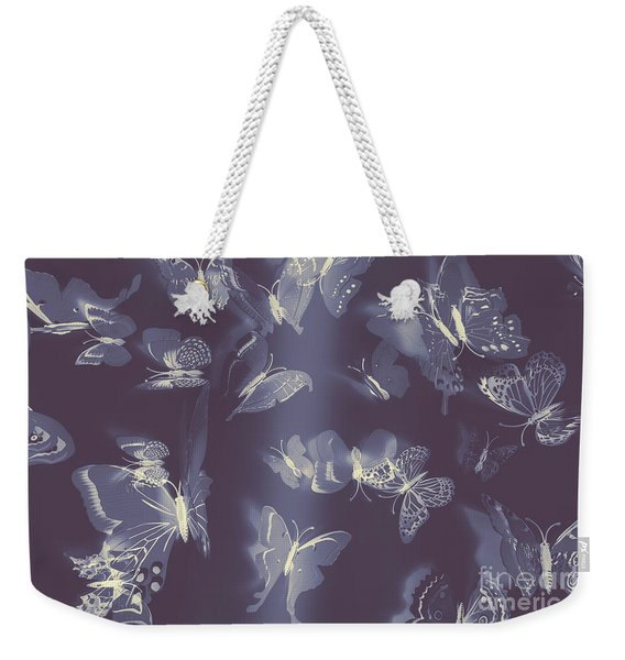 Dreamy Wings Weekender Tote Bag
