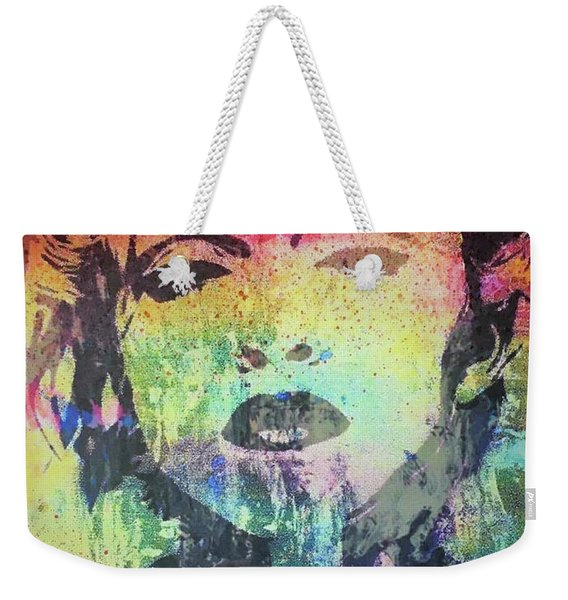 Dress You Up Weekender Tote Bag