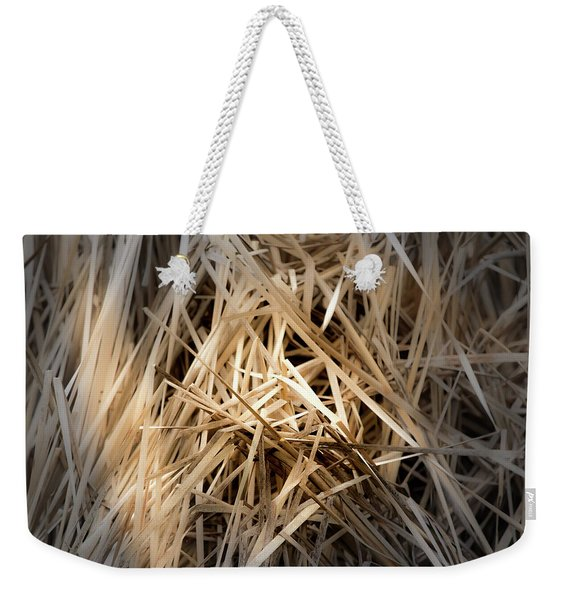 Dried Wild Grass I Weekender Tote Bag