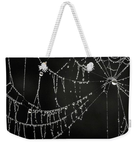 Dripping Weekender Tote Bag