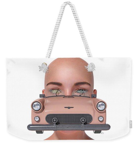 Driven Weekender Tote Bag