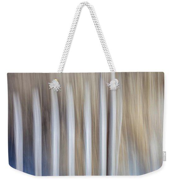 Dune Fence Weekender Tote Bag