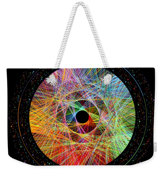e Transitions Weekender Tote Bag