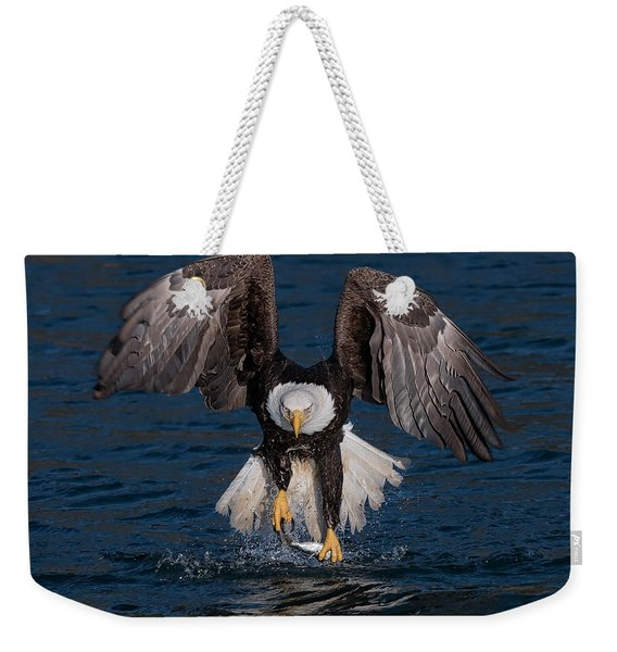 Deadly Catch Weekender Tote Bag