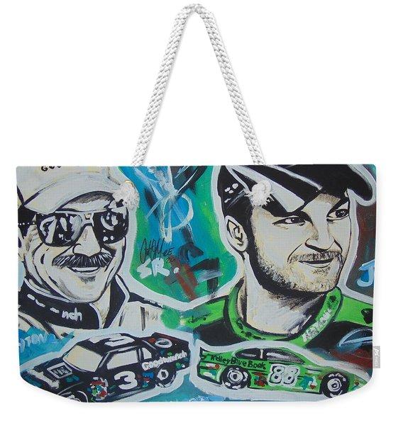 Earnhardt Legacy Weekender Tote Bag
