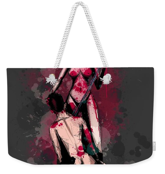 Eat Your Heart Out 2 Weekender Tote Bag