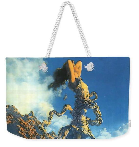 Ecstasy Weekender Tote Bag