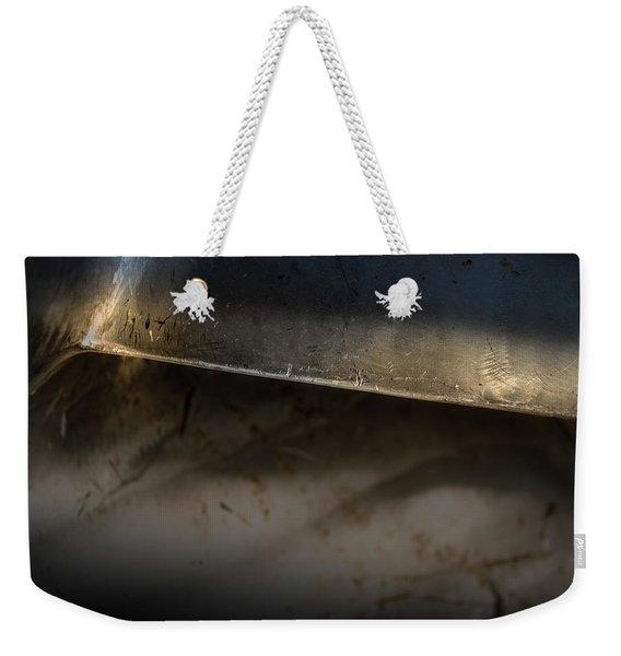 Edge Weekender Tote Bag