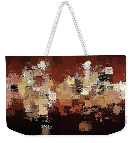 Edge Of Eternity Weekender Tote Bag
