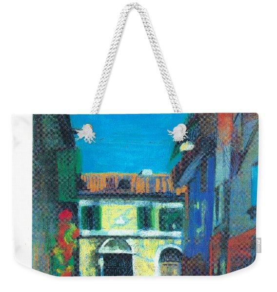 Edifici Weekender Tote Bag
