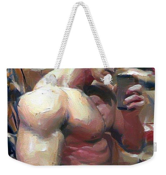 Eduardo Weekender Tote Bag