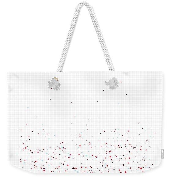 Effervesce 2 Weekender Tote Bag