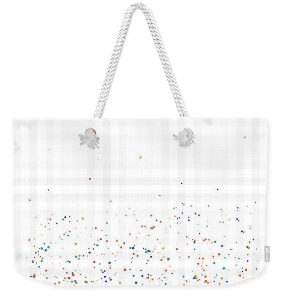 Effervesce 3 Weekender Tote Bag