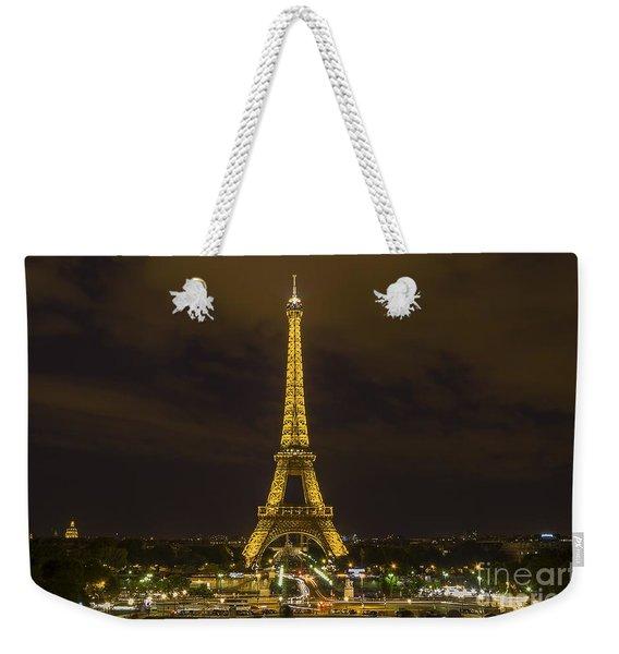 Eiffel Tower 1 Weekender Tote Bag