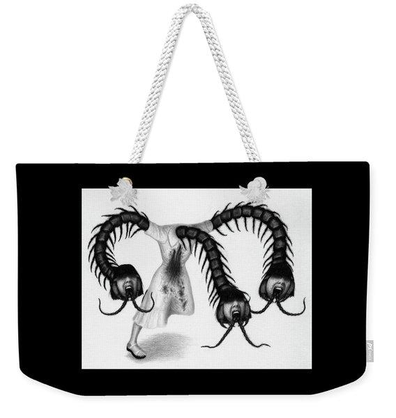 Eiko The Demon - Artwork Weekender Tote Bag
