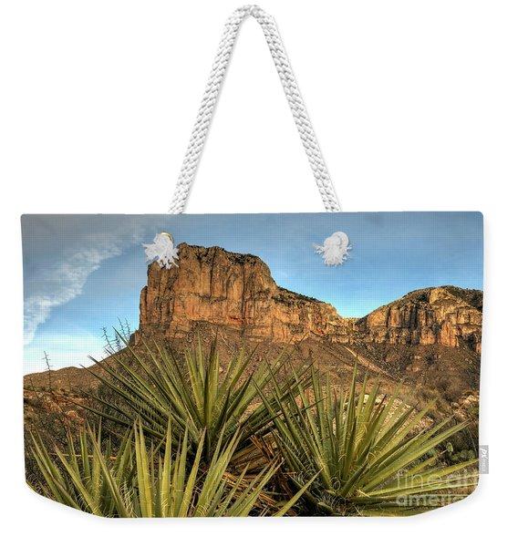 El Capitan Of Texas Weekender Tote Bag
