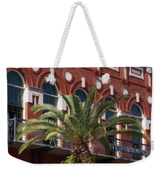 El Centro Espanol De Tampa Weekender Tote Bag