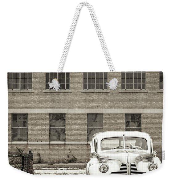 Eleanor Weekender Tote Bag