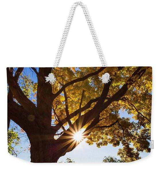 Electric Forest Weekender Tote Bag