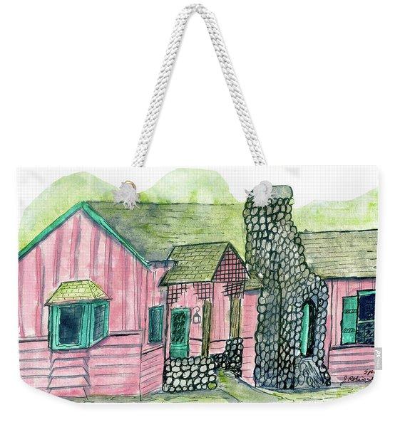 Spence Cabin In Elkmont Weekender Tote Bag
