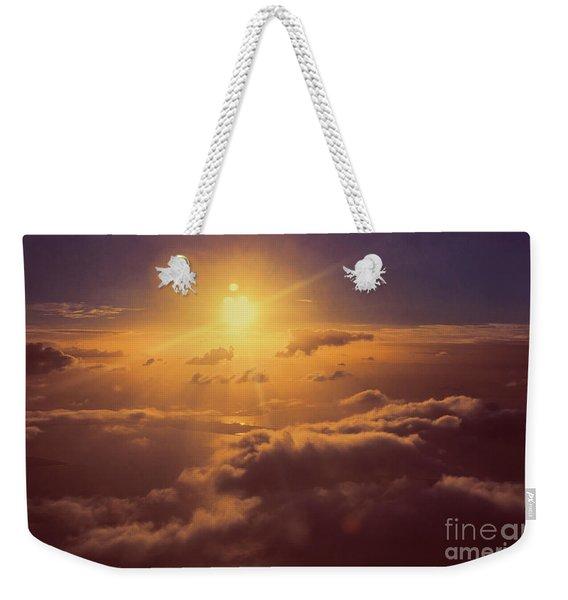 Elevation Weekender Tote Bag