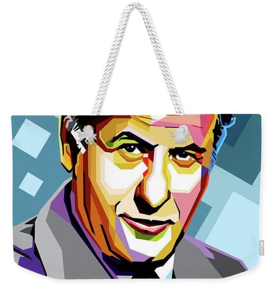 Eli Wallach Weekender Tote Bag