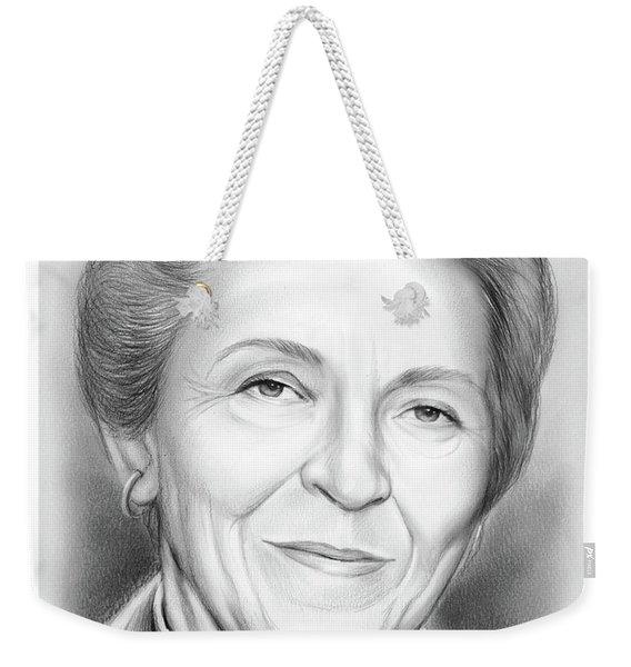 Elisabeth Elliot Weekender Tote Bag
