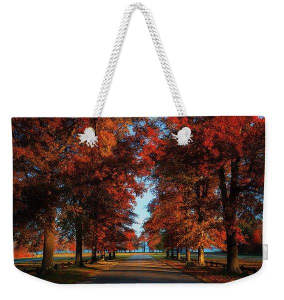 Ellacoya Oaks Weekender Tote Bag