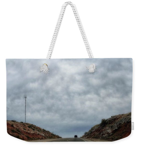 Elusion, Comanche Hill Weekender Tote Bag