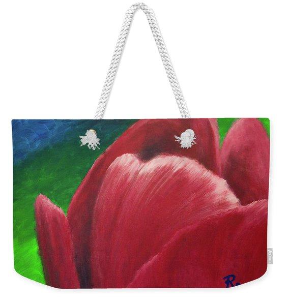 Emboldened Weekender Tote Bag