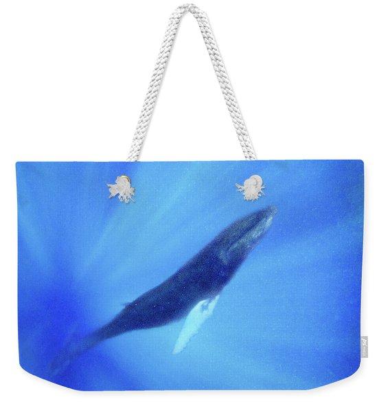 Emergence Weekender Tote Bag