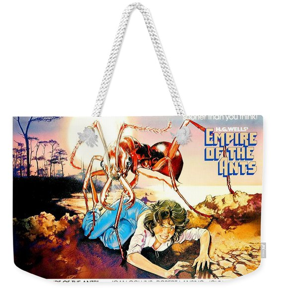 Empire Of The Ants 1977 Weekender Tote Bag