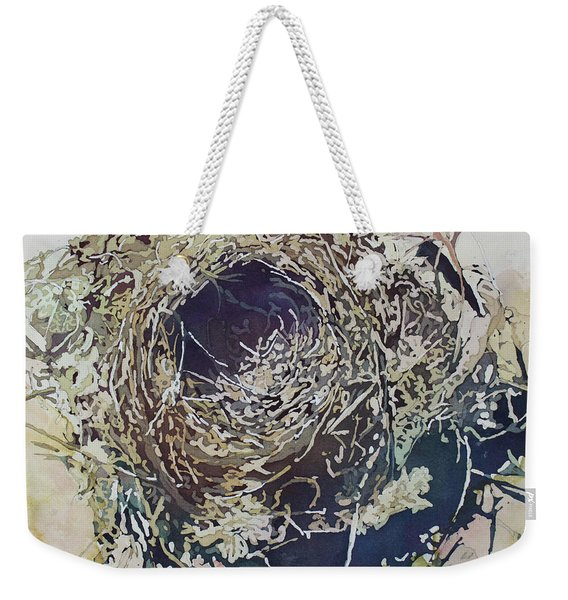 Empty Nest Weekender Tote Bag