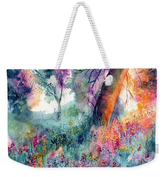 Enchanted Weekender Tote Bag