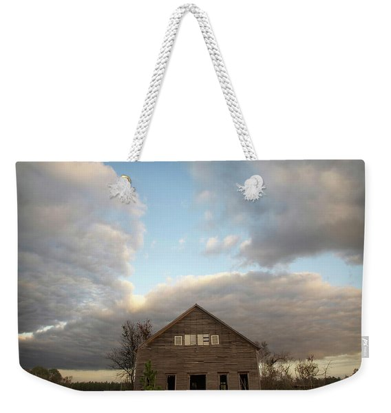 Endless Numbered Days Weekender Tote Bag