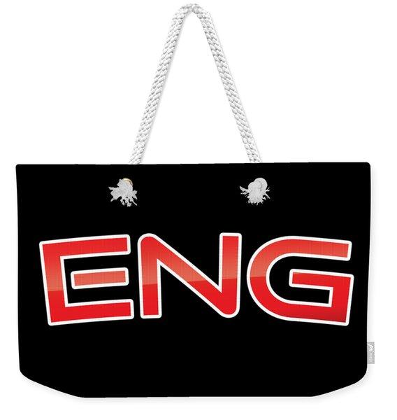 Eng Weekender Tote Bag
