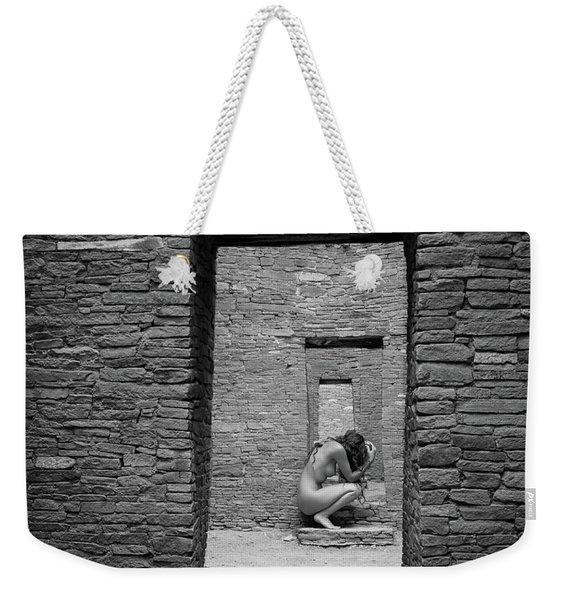 Entrances Weekender Tote Bag