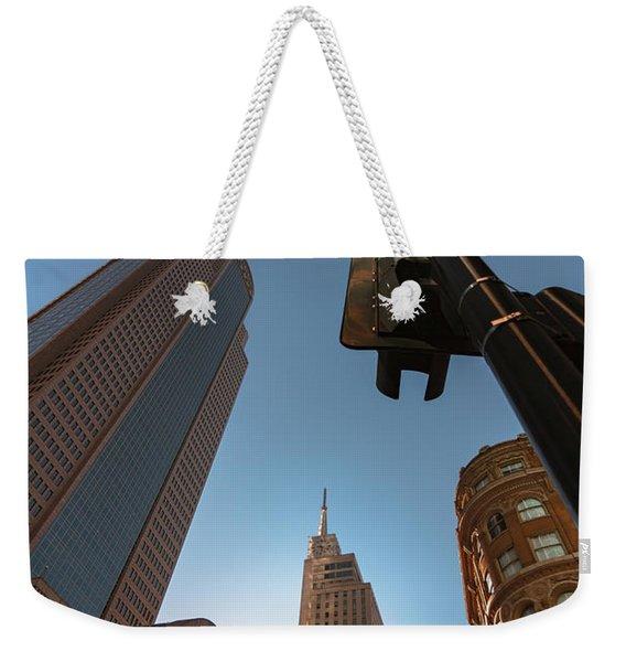Ervay Weekender Tote Bag